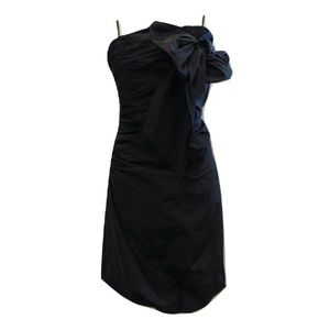 BCBGMAXAZRIA cocktail party little black dress New